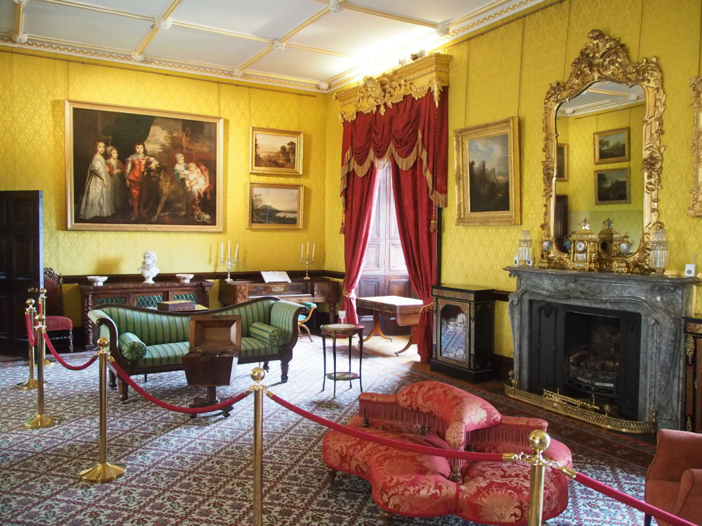 Salon im Kilkenny Castle