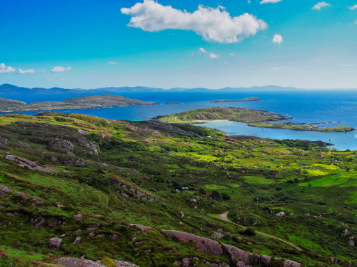 Ring of Kerry bei Waterville