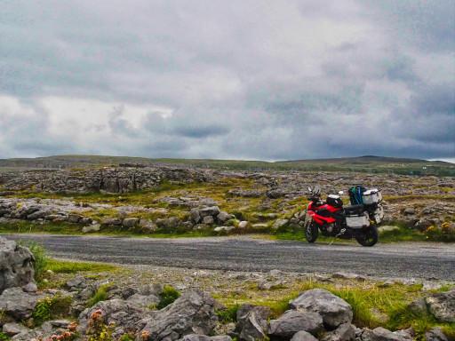 """Landschaft """"The Burren"""""""