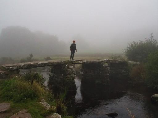 Clapperbridge im Dartmoor bei Postbridge