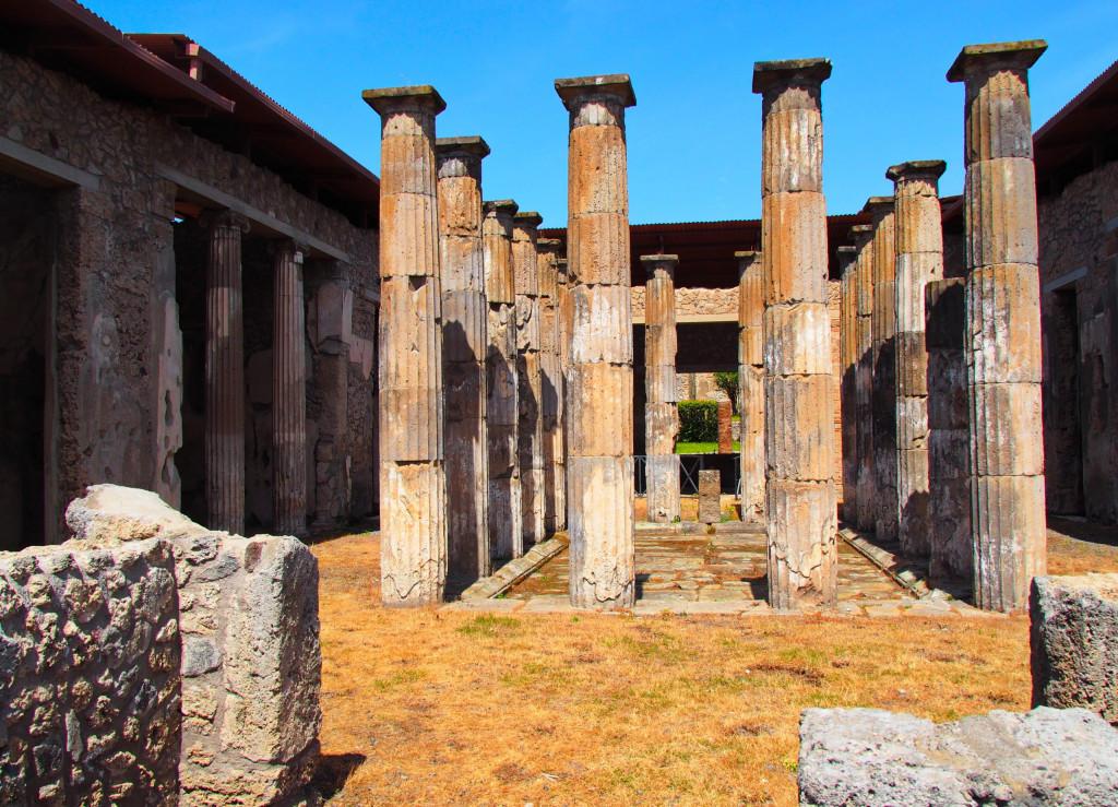 Impressionen aus Pompeji