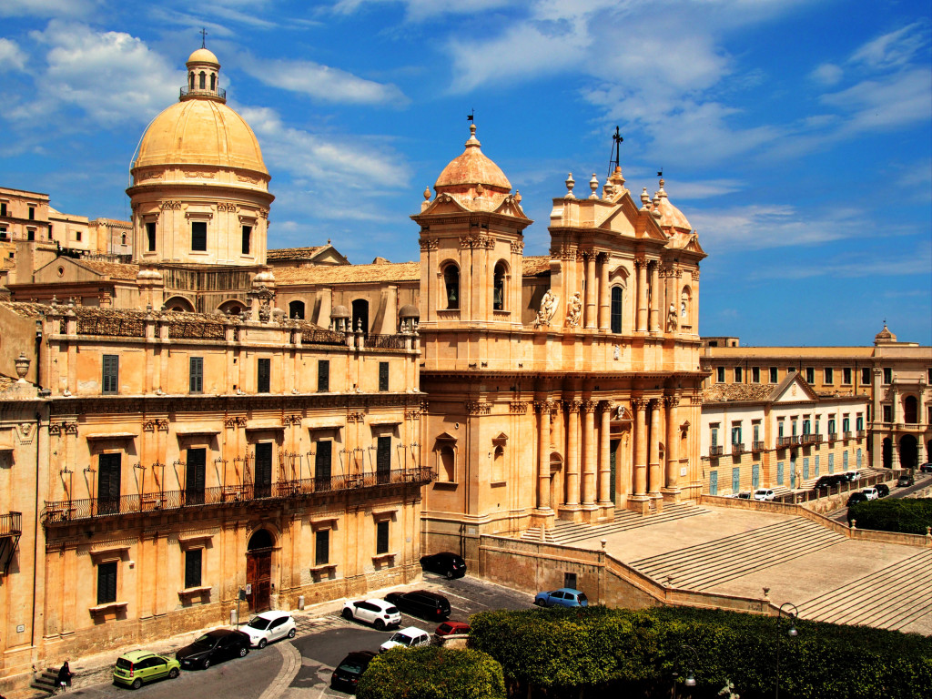 Kathedrale in Noto