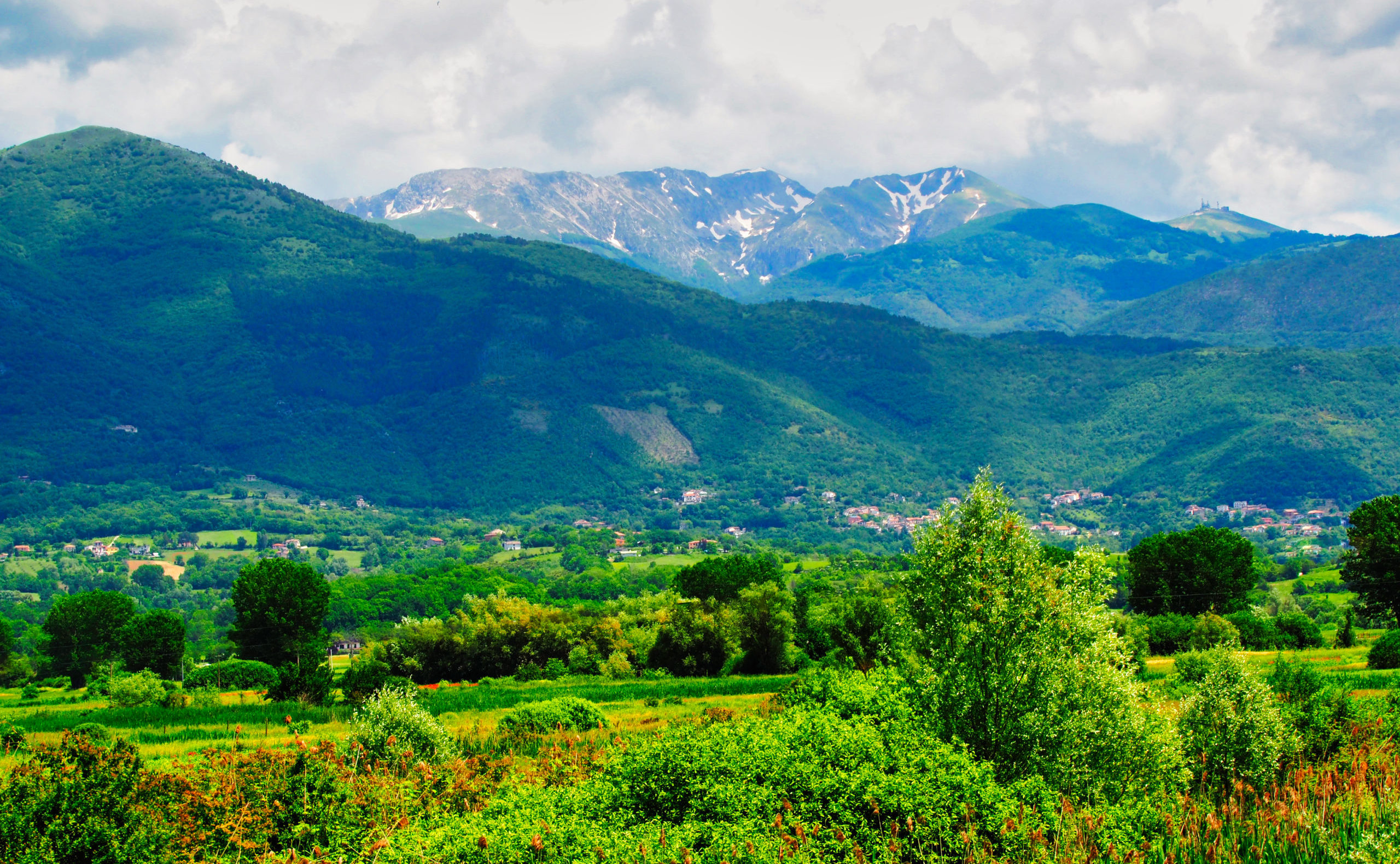 Region Gran Sasso