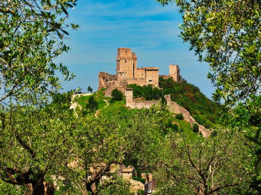 Rocca Maggiore (Burg von Assisi)