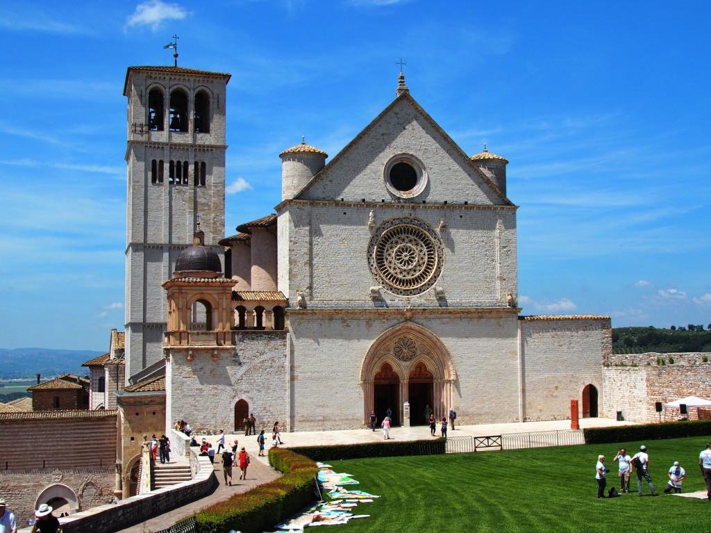Basilika San Francesco (Grabeskirche von Franziskus von Assisi)