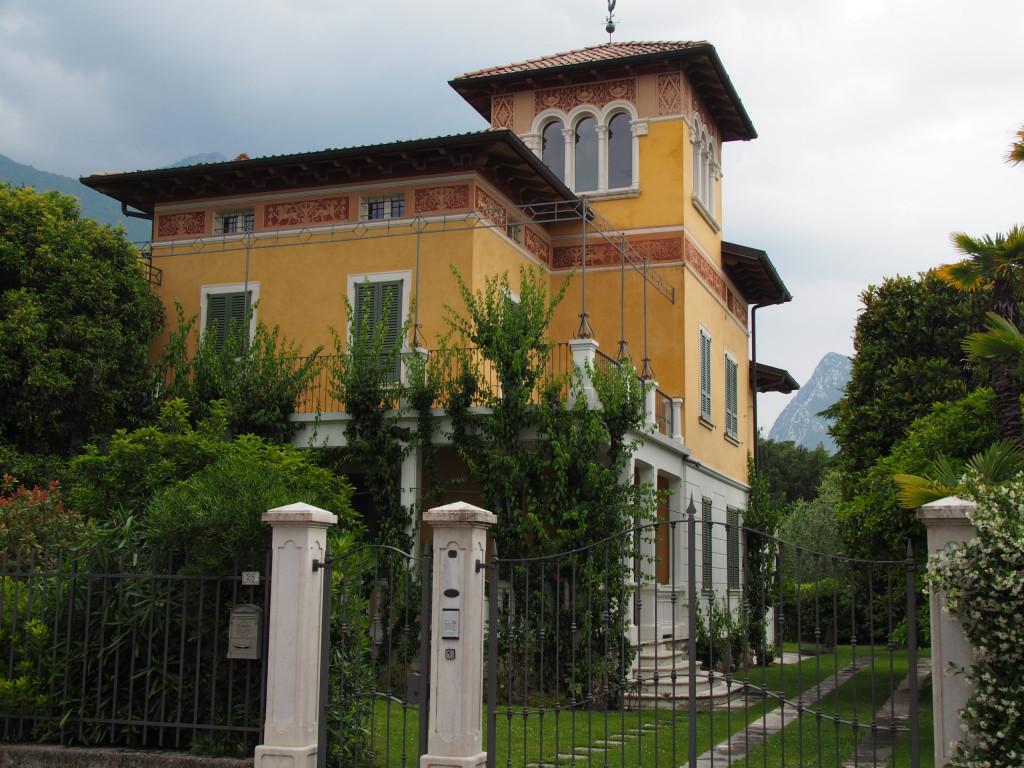 Villa in Toscolano Maderno