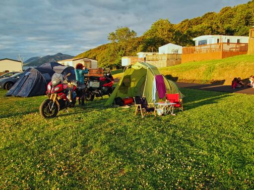 Knockalla Caravan & Camping Park bei Portsalon