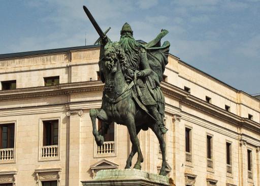 """Nationalheld """"El Cid"""""""