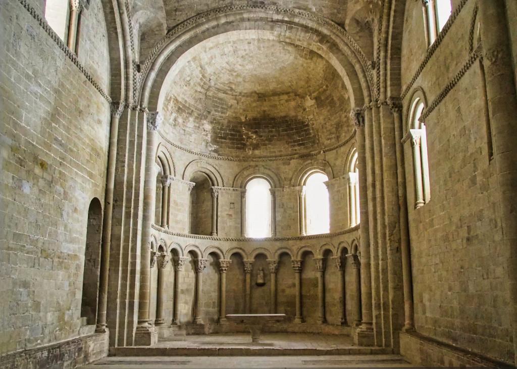 Castillo de Loarre - Kirche San Pedro