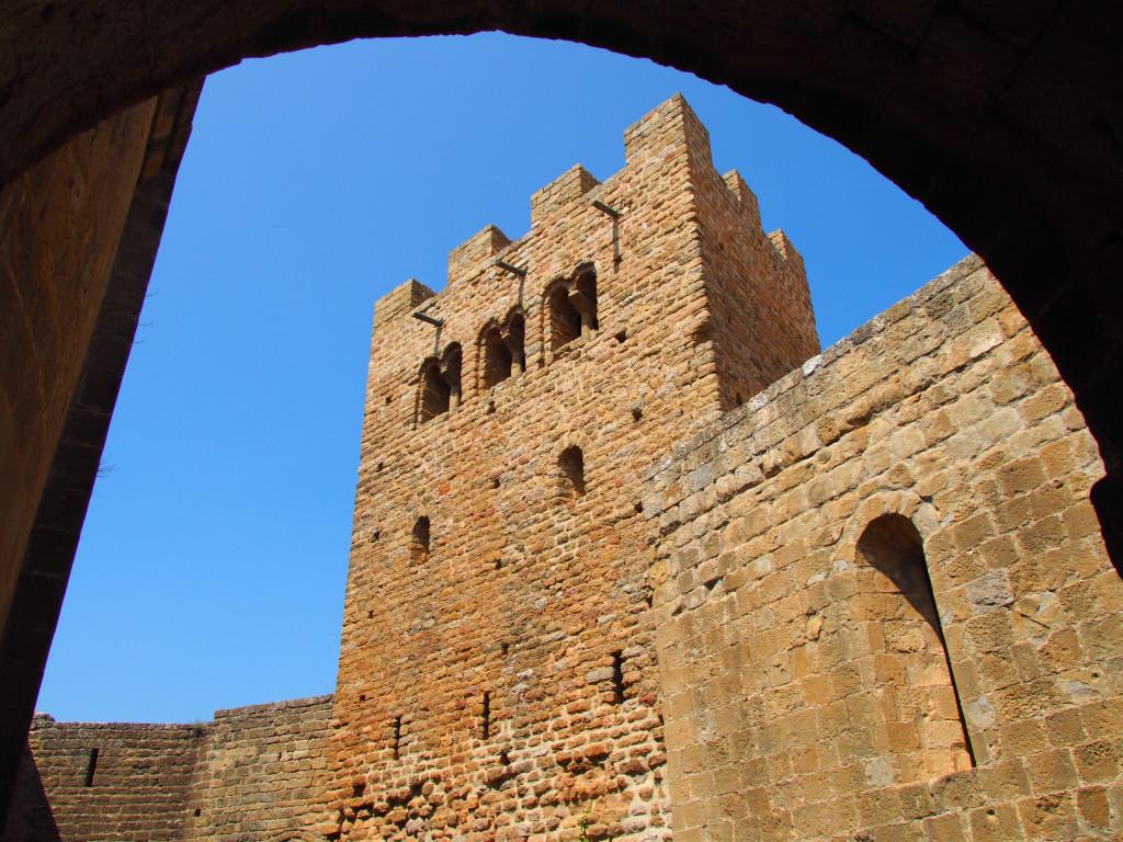 """Castillo de Loarre - """"Turm der Königin"""""""