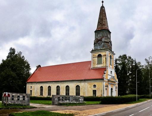 Gedenkstätte in Suntaži, Lettland