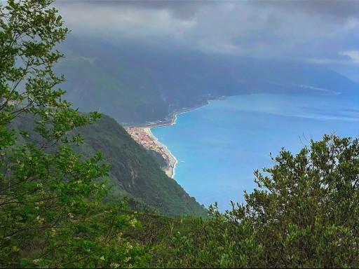 Küste bei Pellegrino an der Stiefelspitze
