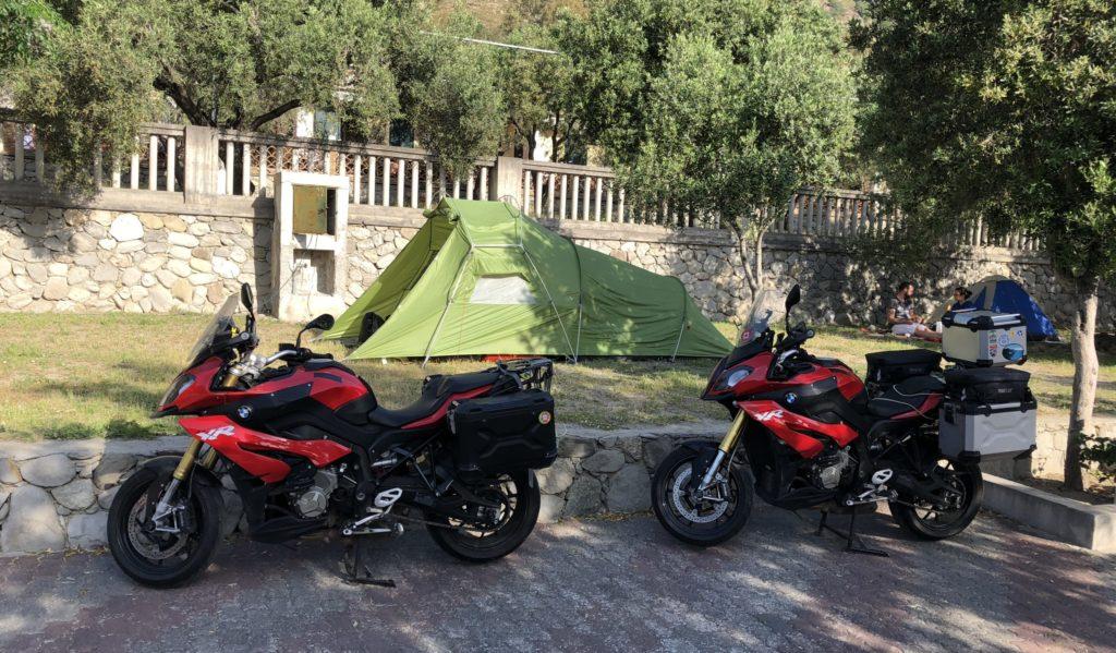 Lido Camping Paradise in Letojanni