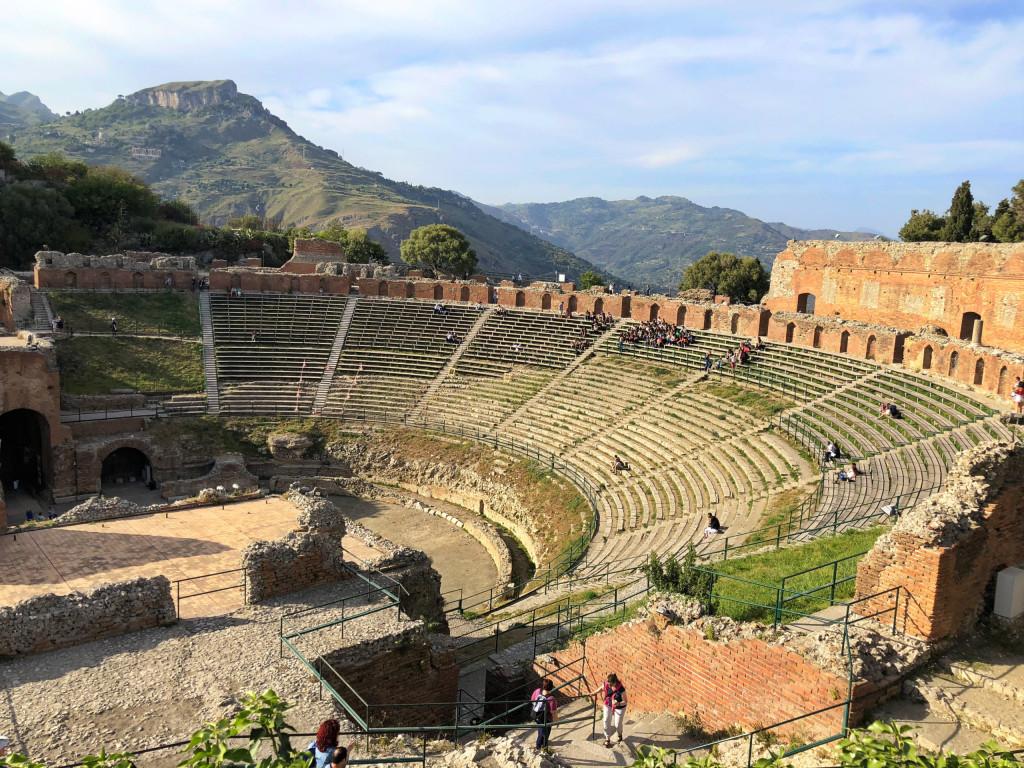 Griechisches Theater (Teatro Greco)