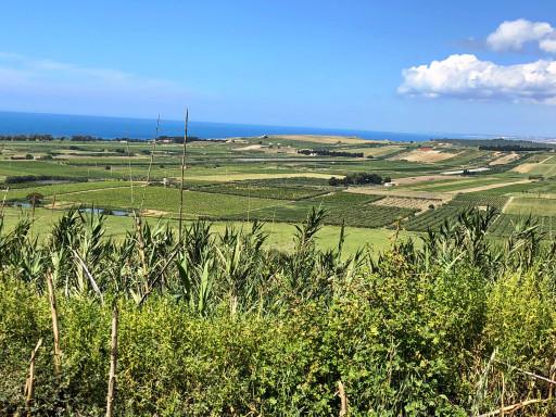 Küstenlinie bei Sciacca