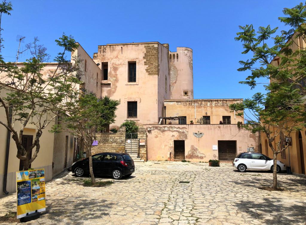 Ehemaliges Kastell von Castellammare del Golfo