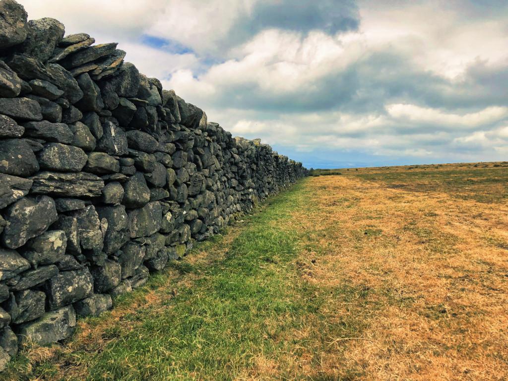 Die Kunst der Steinmauern