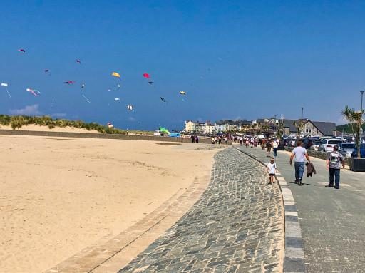 Strandpromenade von Barmouth