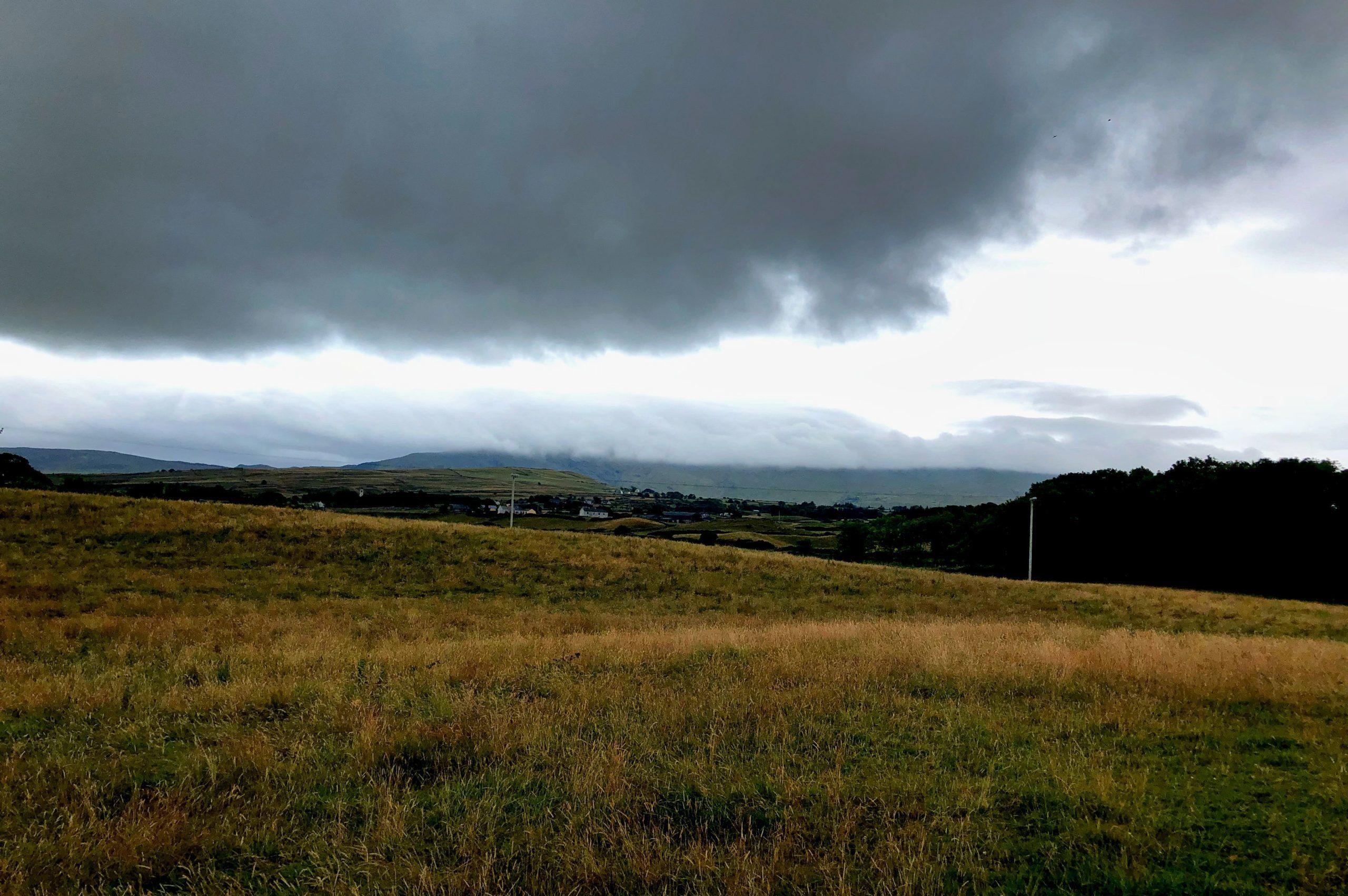 Wetterimpressionen an der Westküste Irlands