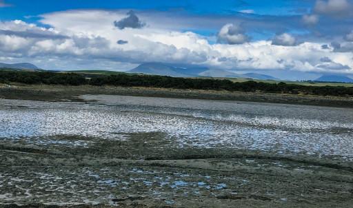 Aussicht bei Murrisk über die Clew Bay