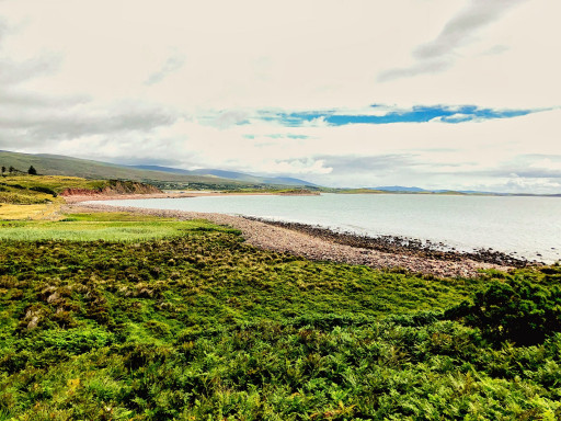 Blick auf die Clew Bay von Mallaranny