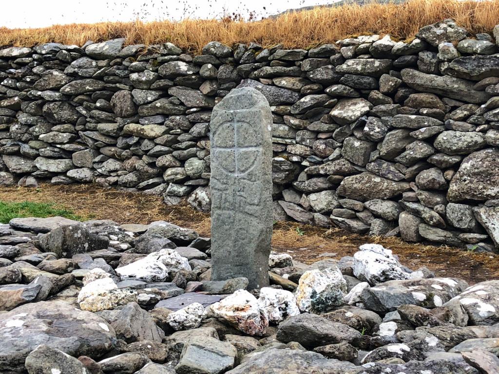 Pillarstone, ein frühchristlicher Symbolstein