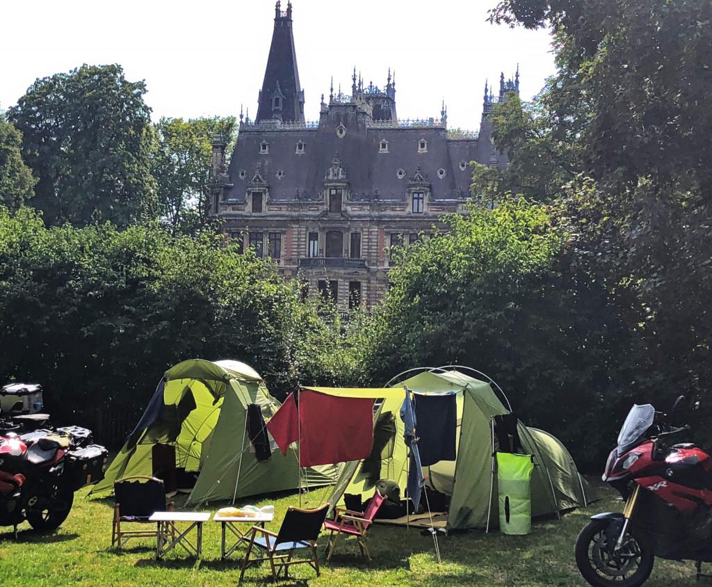 Camping-halte fluviale in Bar-le-Duc
