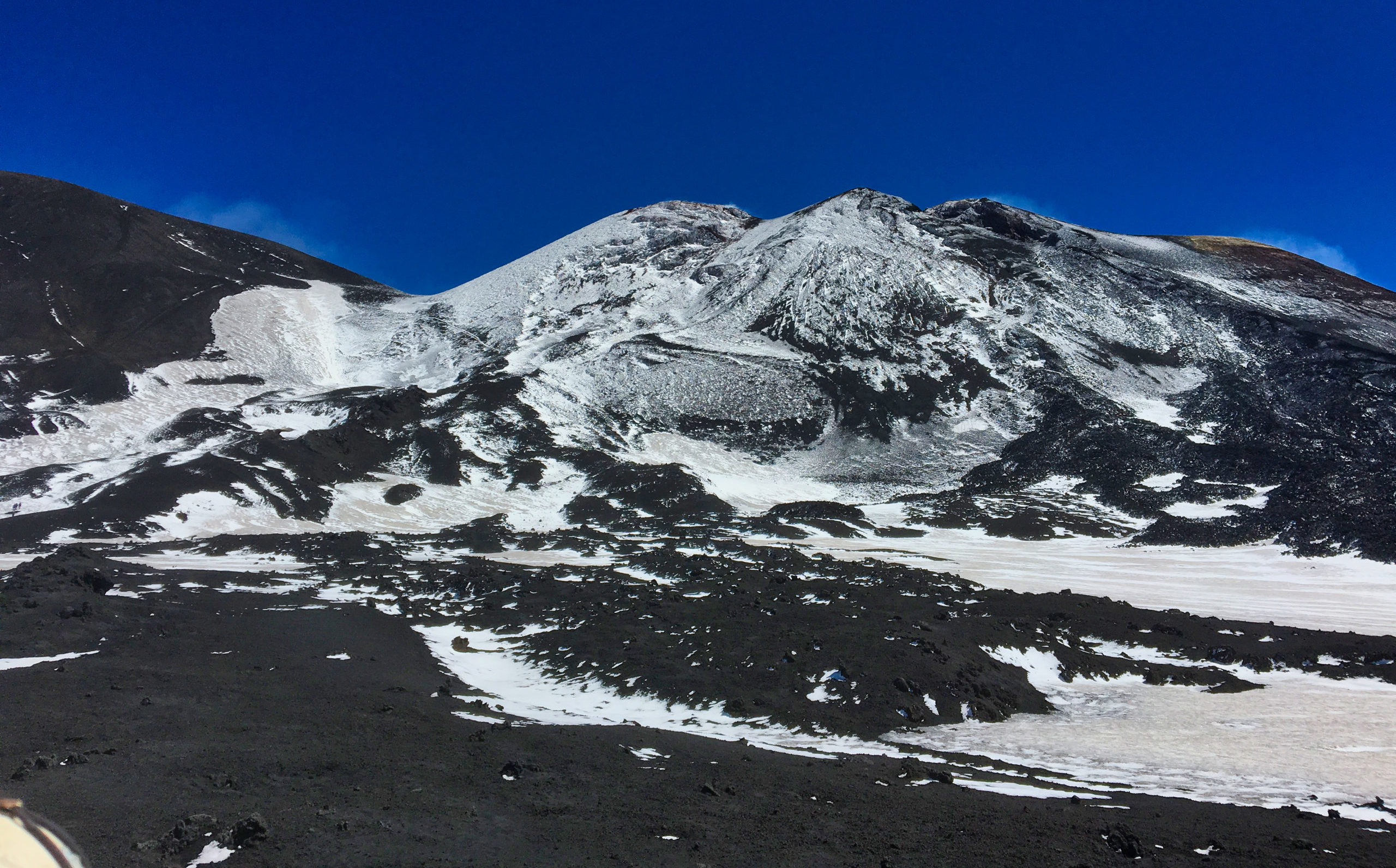 Der Ätna-Gipfel - und sieht er nicht schön aus?