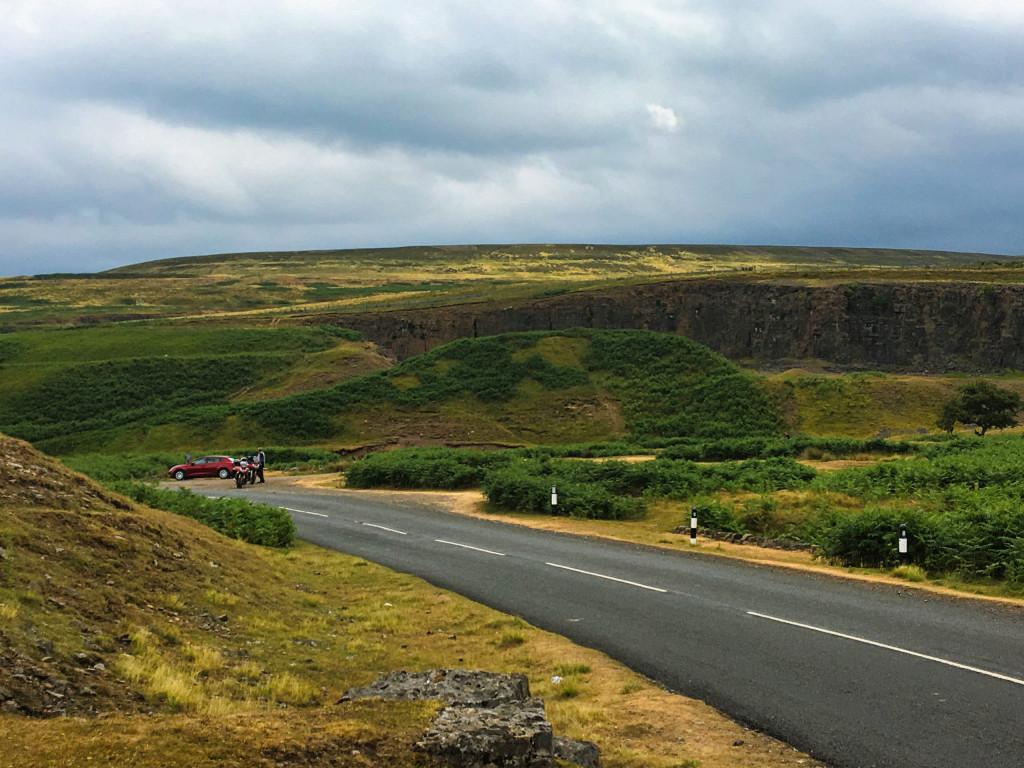 Landschaft in den North Pennines