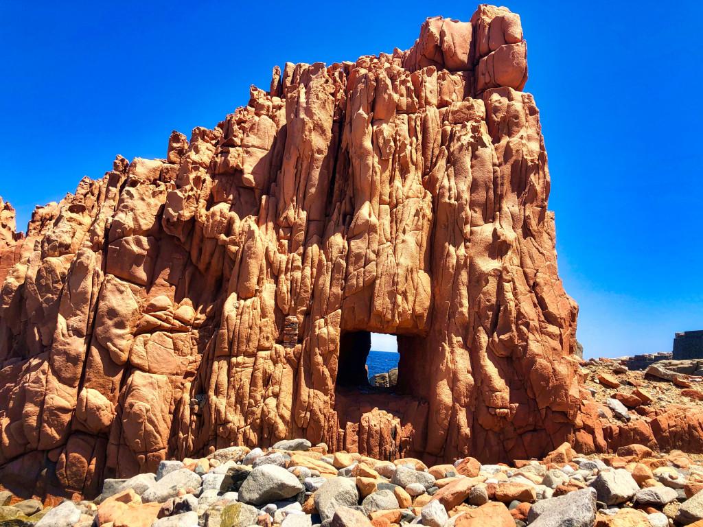 Red Rocks von Arbatax