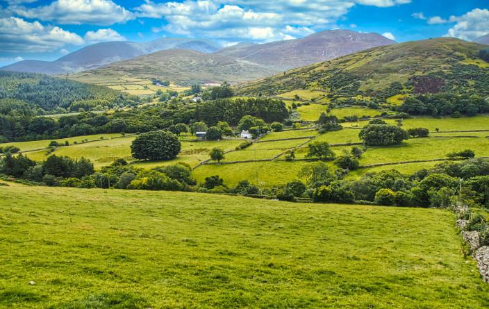 Irland, die grüne Insel