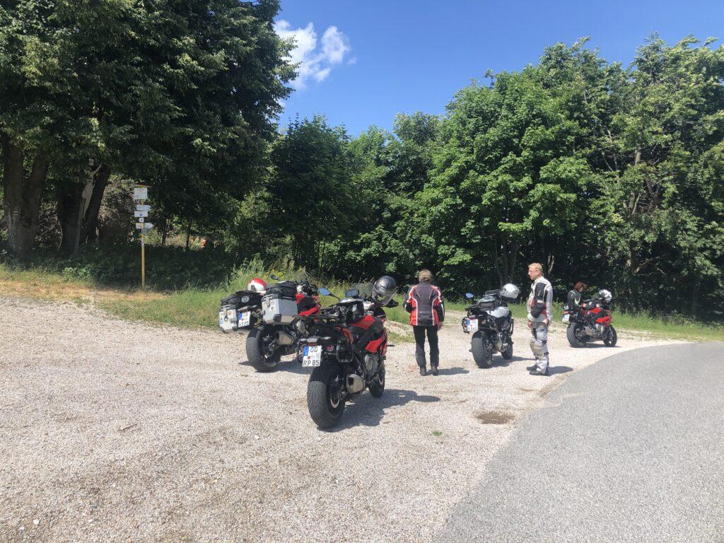 Der Pass Sedlo Sulova