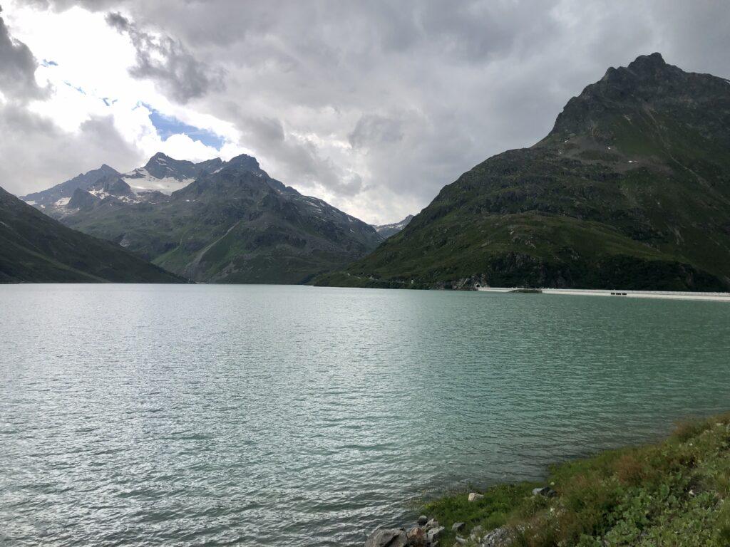 Der Silvretta-See