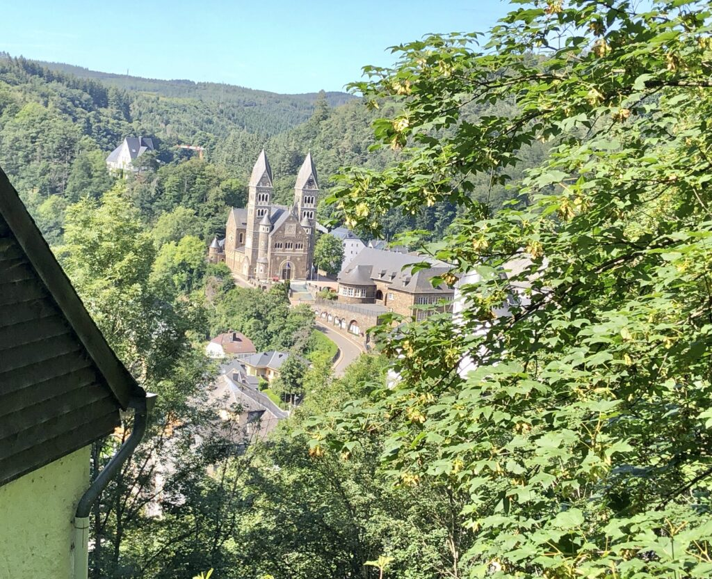 6. Ziel in Luxemburg: Belvedere Clervaux