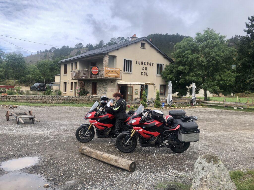 Am Montmirat-Pass (Col de Montmirat)
