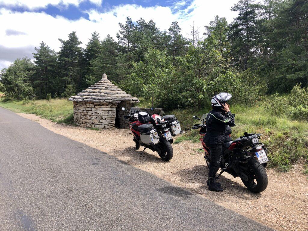Am Col de Rieisse
