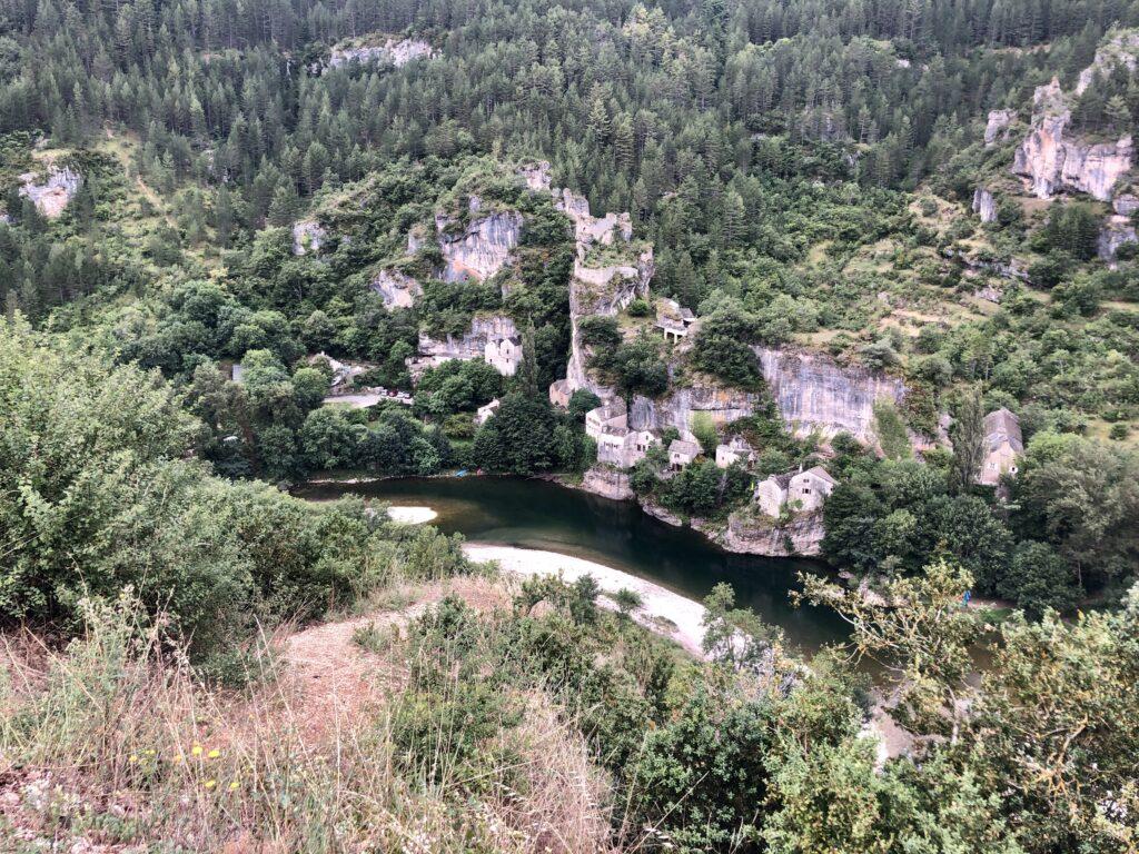 Castelbouc am Tarn