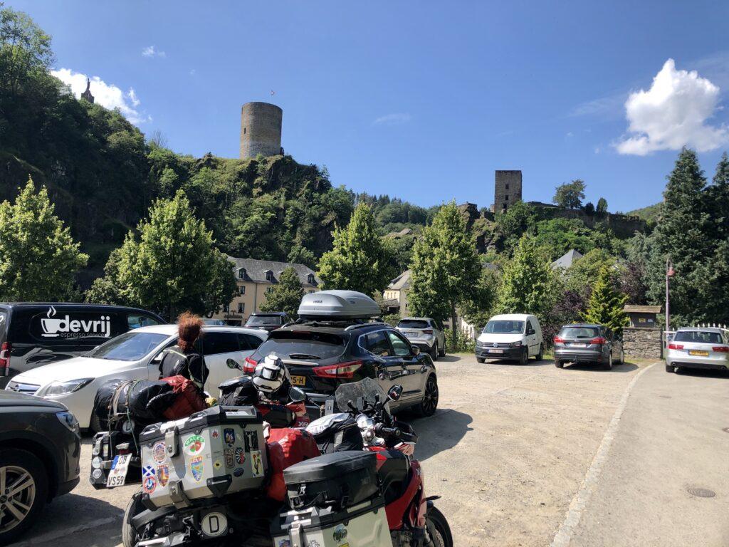4. Ziel in Luxemburg: Belvedere Esch