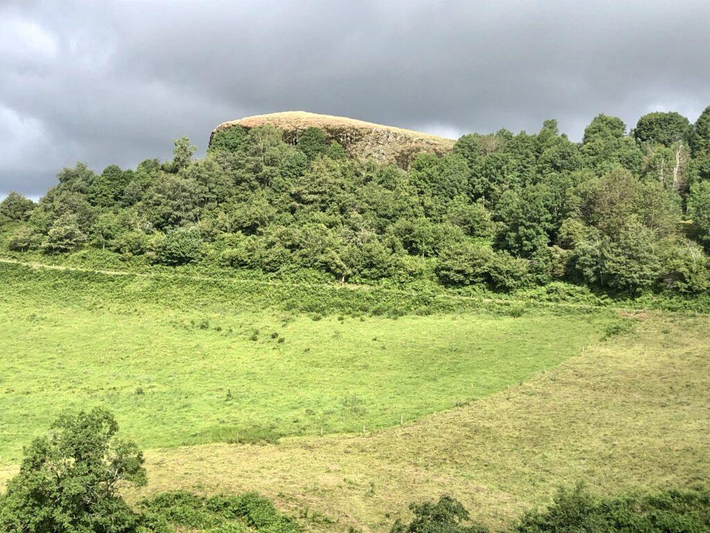 Landschaften im Monts du Cantal