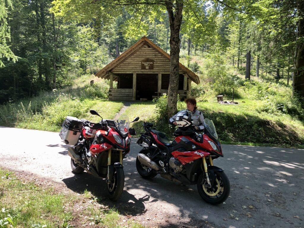 6. Halt: Tiergrüble Hütte