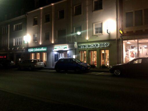 Unser Hotel in Bitburg