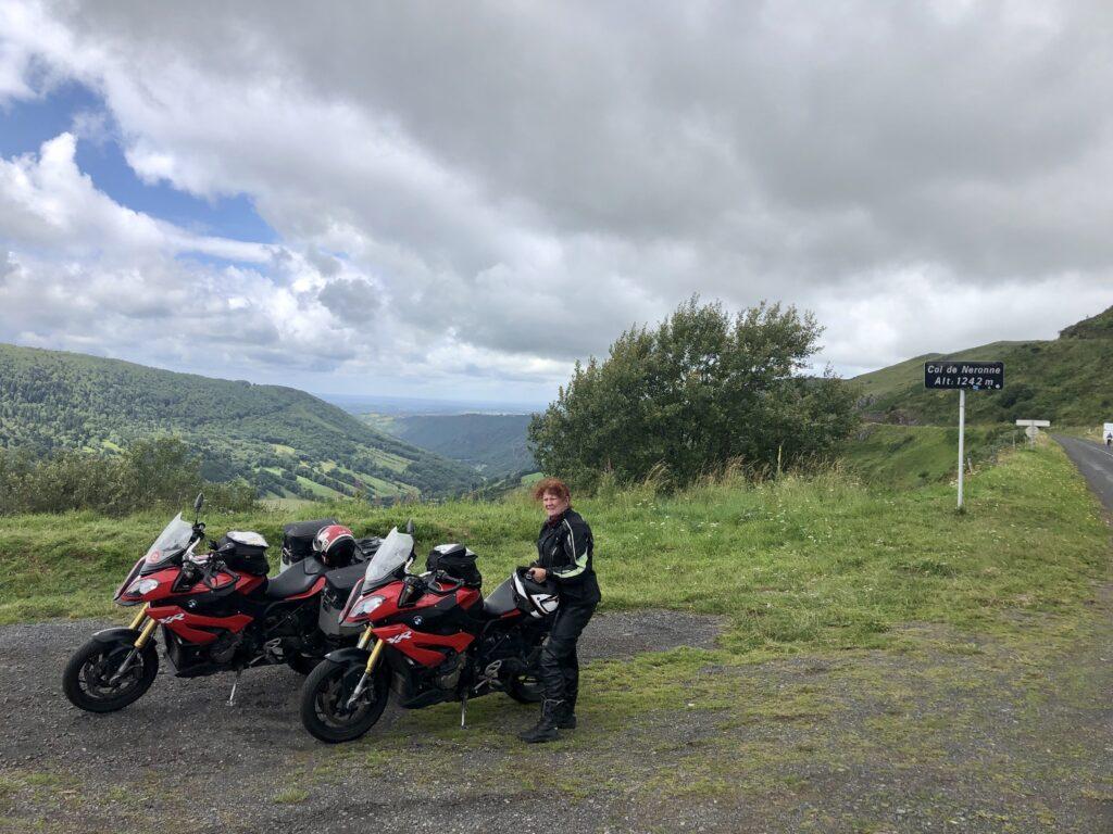 3. Anlaufpunkt: Col de Neronne