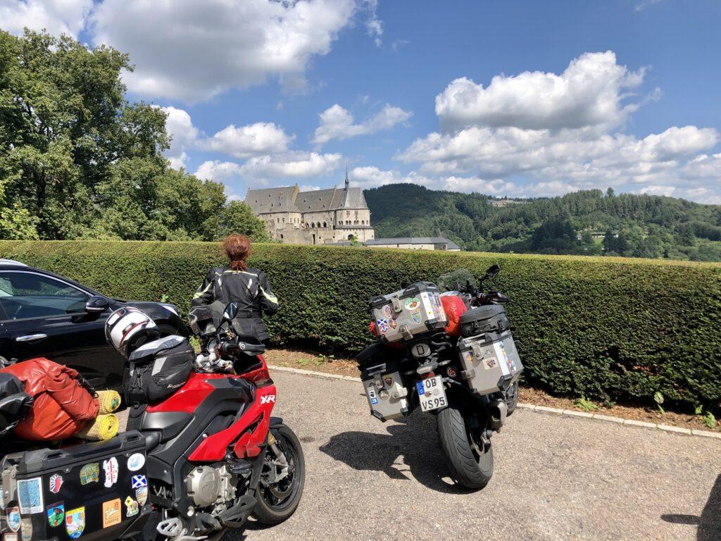 3. Ziel in Luxemburg: Belvedere Vianden
