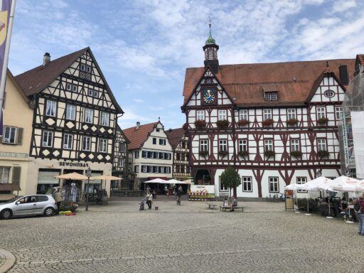 Marktplatz von Bad Urach